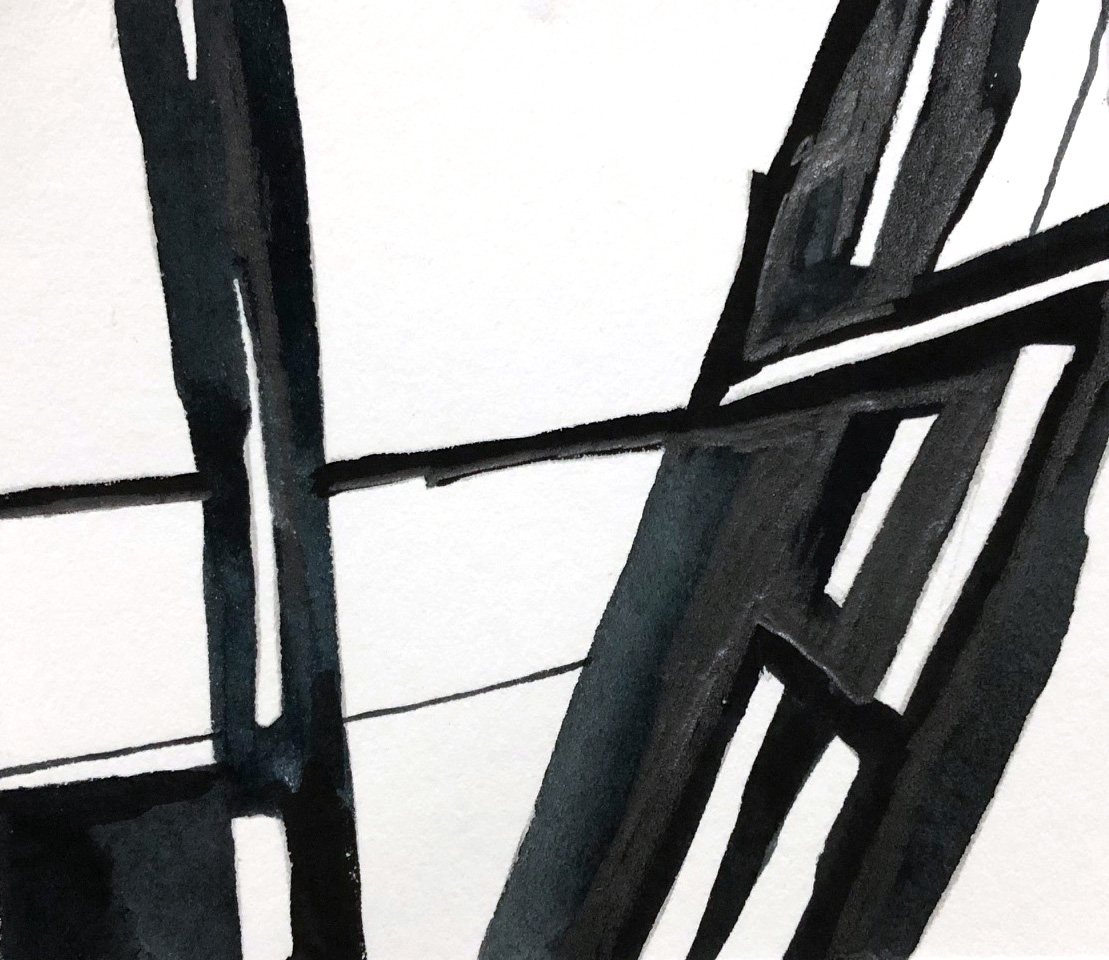 Geometric  by Meret  Roy