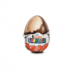 Erin Rothstein - Tasting Room: Kinder Egg
