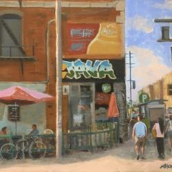 Michael Harris - Street Life