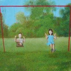 Michael Harris - On the Swings