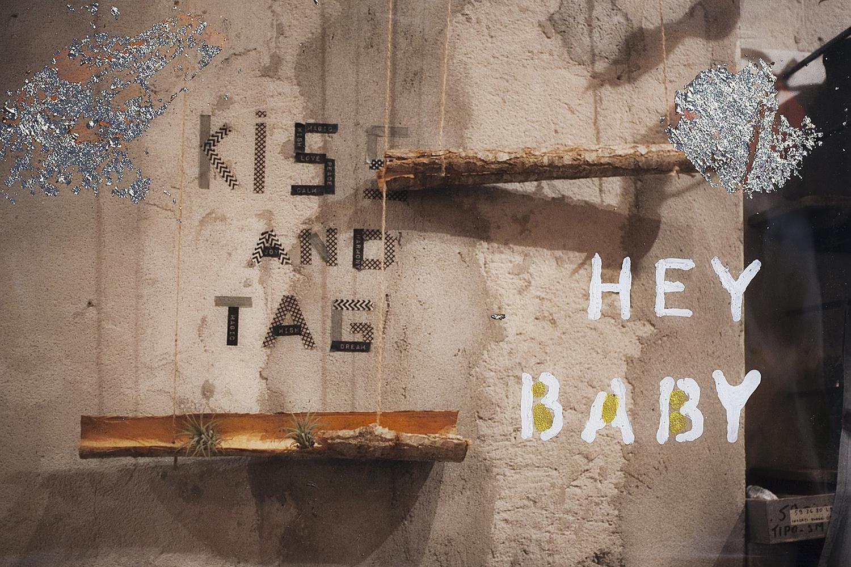 Hey Baby  by Talia Shipman