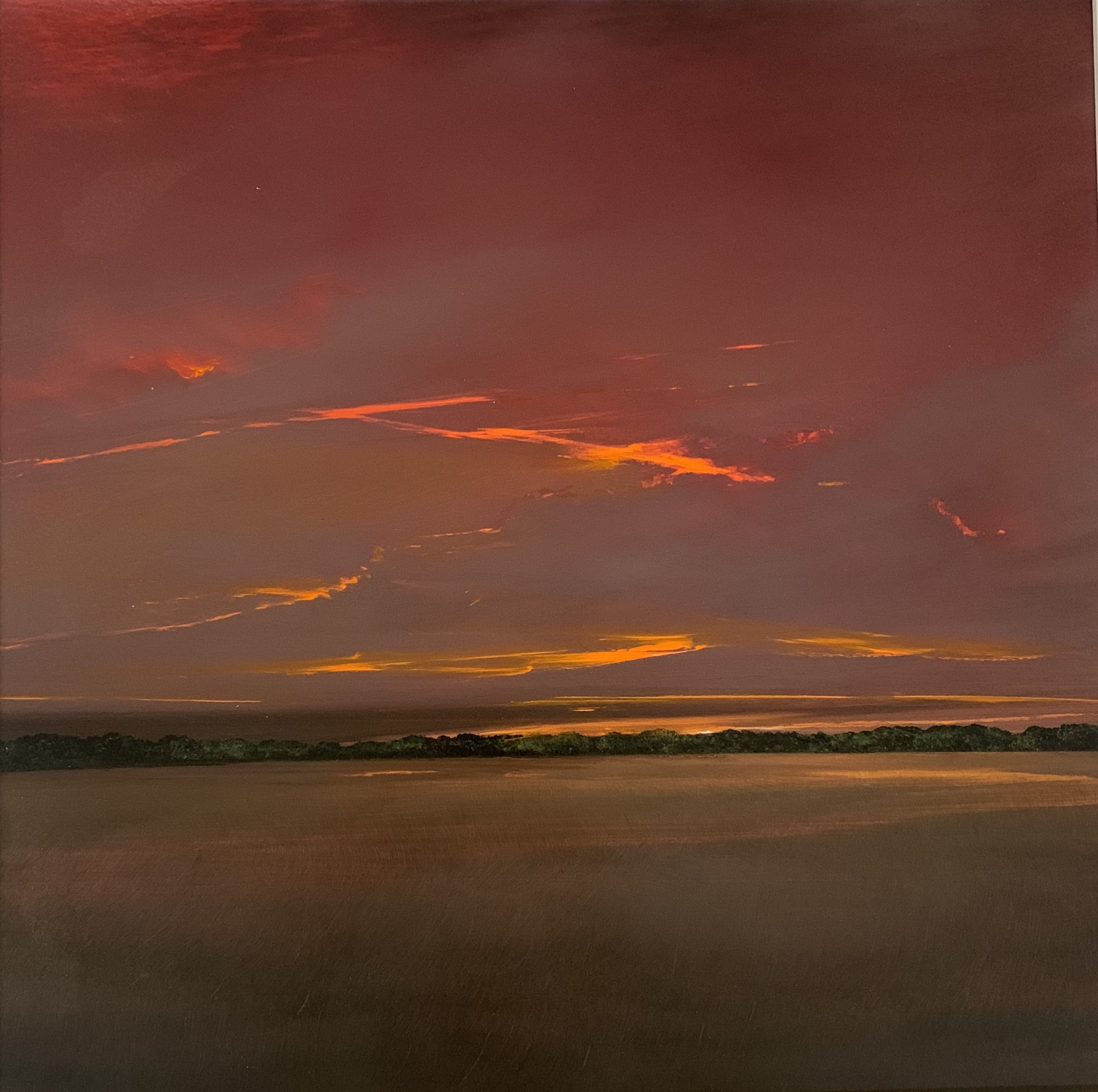 Abstract Landscape #4 by Scott Steele