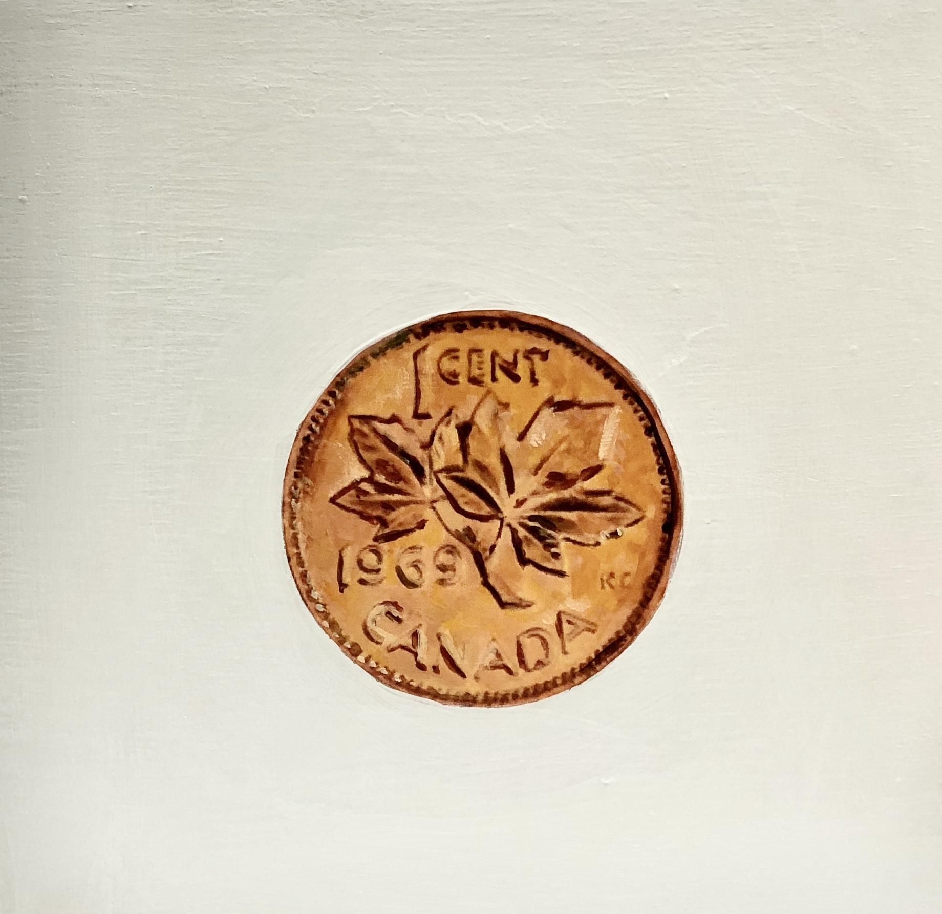 Penny 1969  by EM Vincent