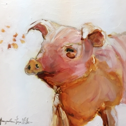 Jackie  Miller  - The Blissful Piggy