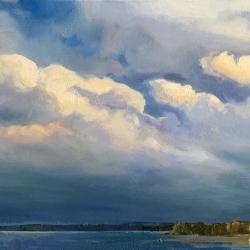 Elzbieta Krawecka - Silver Cloud