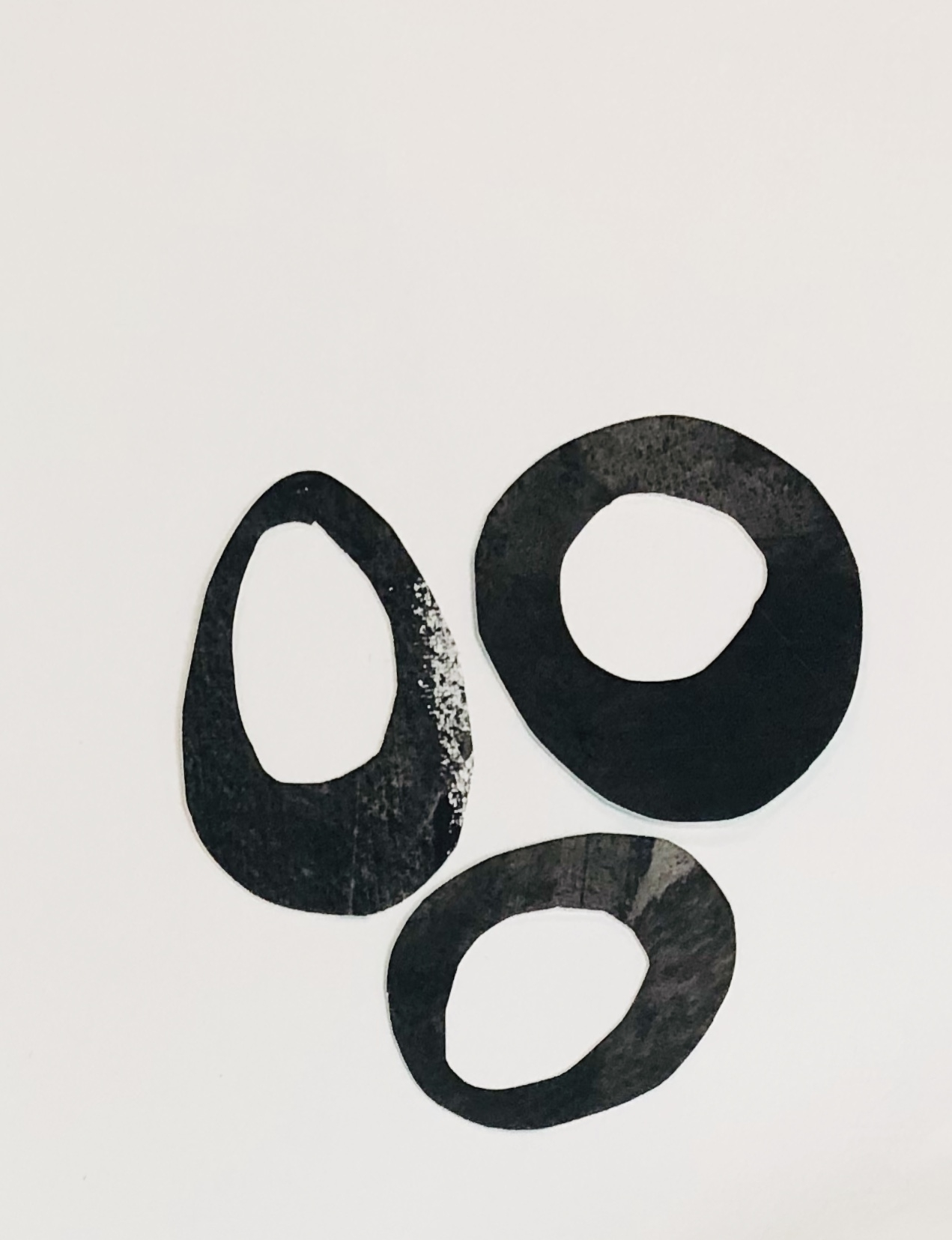 3 Rings  by Meret  Roy