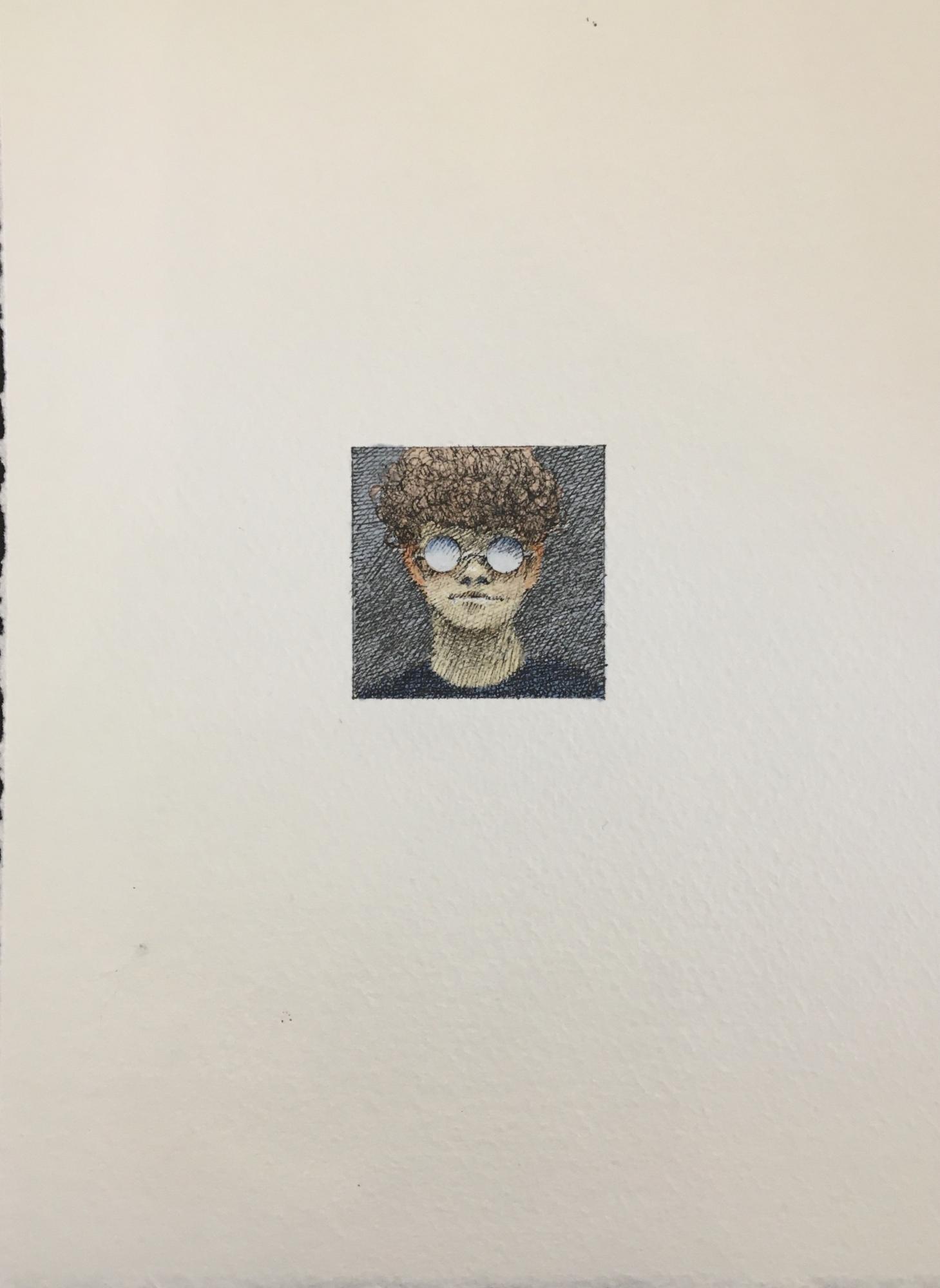 Four Eyes by Geneviève Jodouin