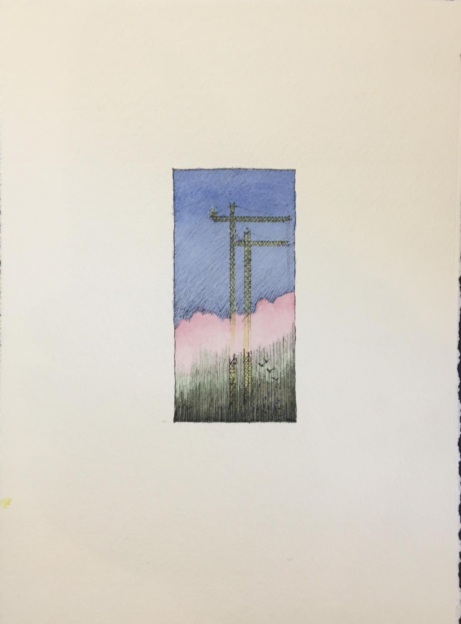 Crane/Cranes by J. Joel