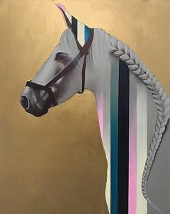 Horse Study by Ramona Nordal