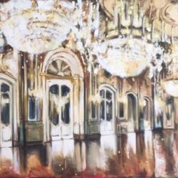 Hanna Ruminski - Palace of Queluz - Lisbon
