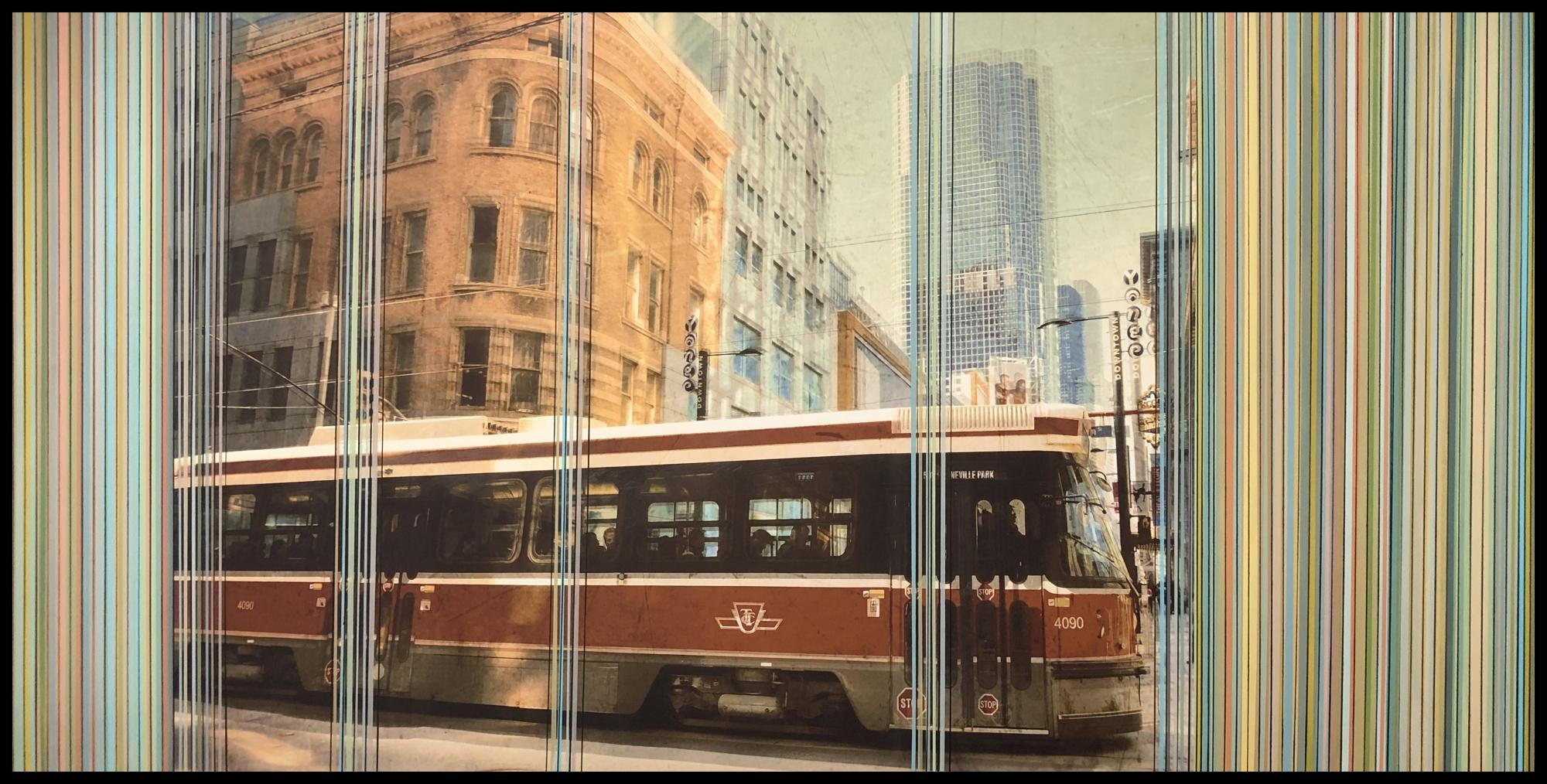 My City: 357 by Jamie MacRae