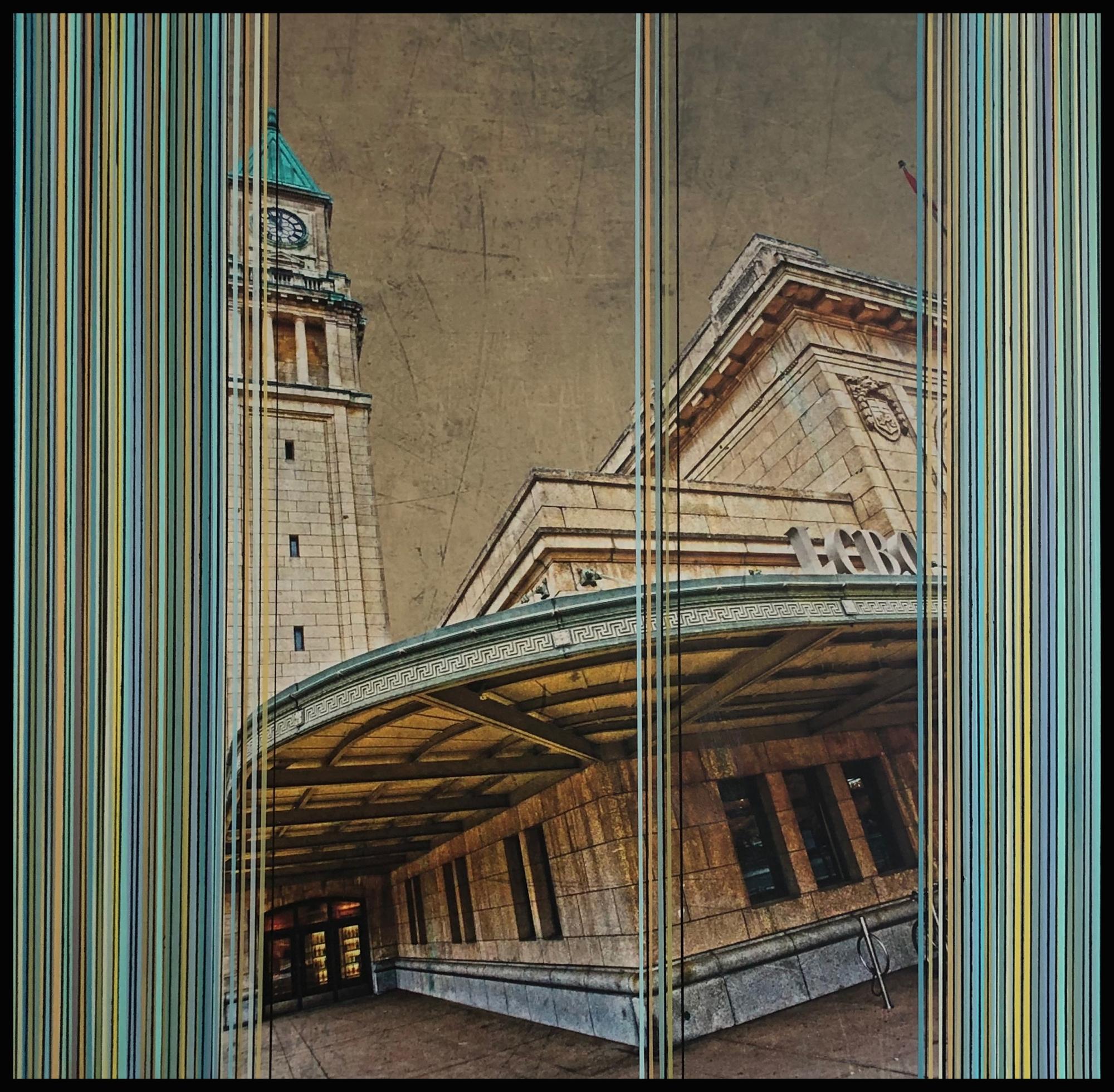 My City: 367  by Jamie MacRae