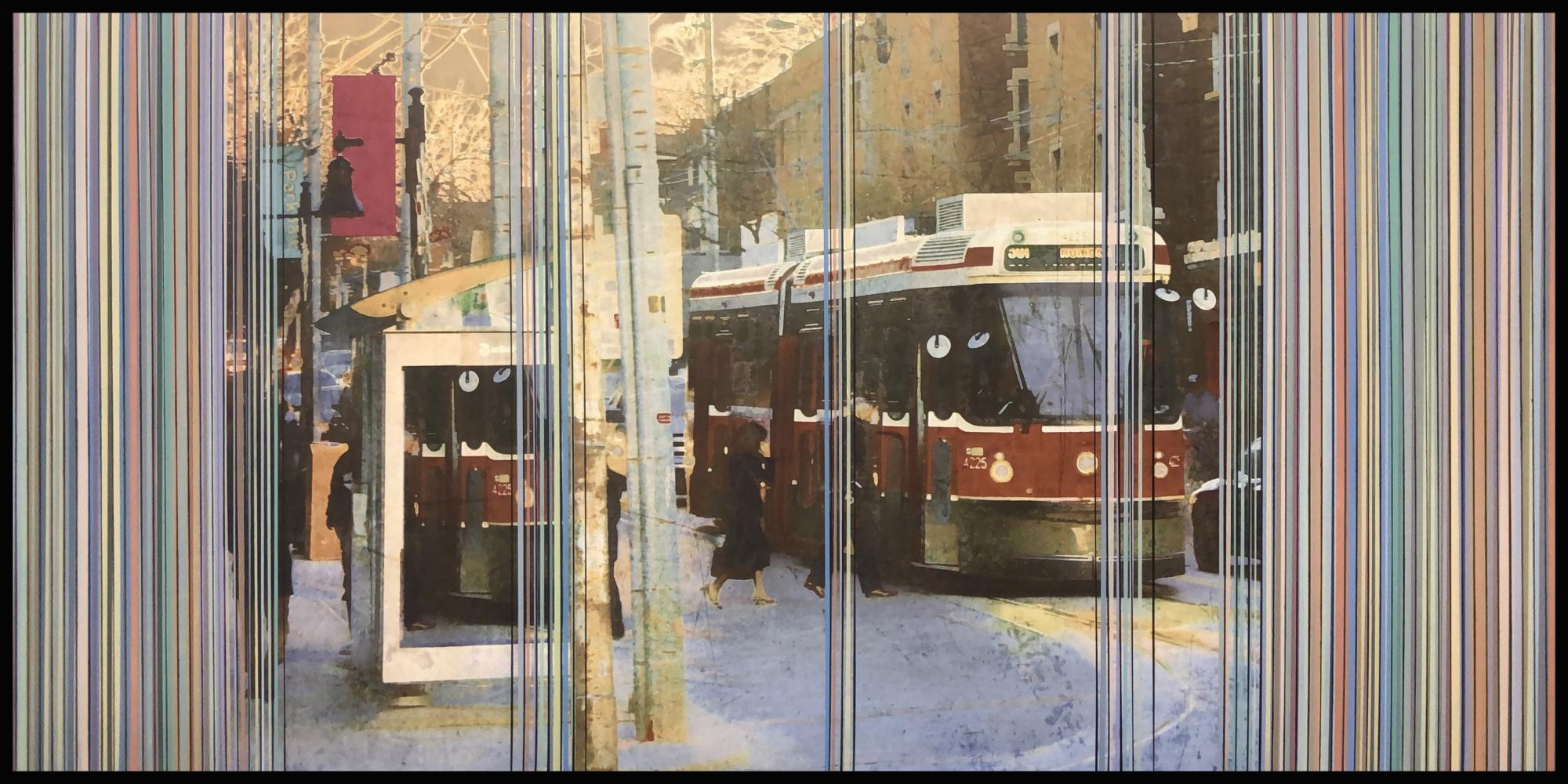 My City: 358 by Jamie MacRae
