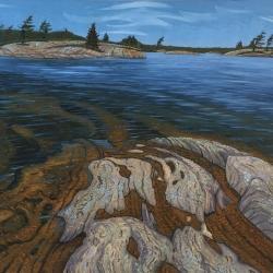Mark Berens - Split Rock Shoreline