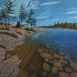 Mark Berens - Winkler Island Pines