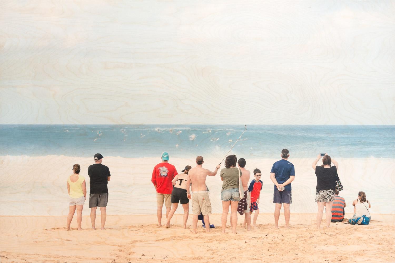 Spectator Sport No 2 by Patrick Lajoie