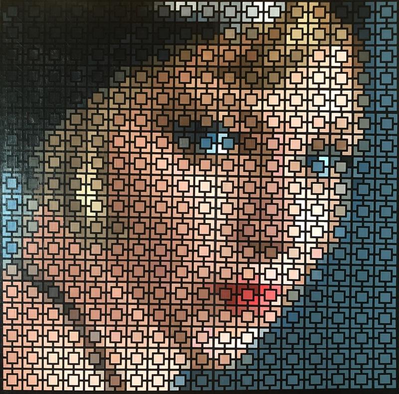 Flapper Girl  by Justin  Blayney