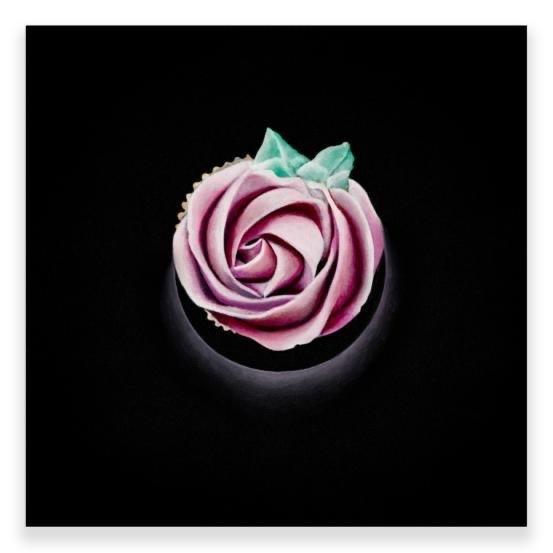 Tasting Room: Flower Icing Cupcake  by Erin Rothstein