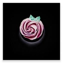 Erin Rothstein - Tasting Room: Flower Icing Cupcake