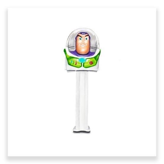 Tasting Room: Buzz Lightyear Pez  by Erin Rothstein