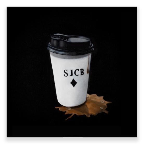Tasting Room: Toronto Coffee Cup  by Erin Rothstein