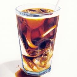 Erin Rothstein - Ice Coffee