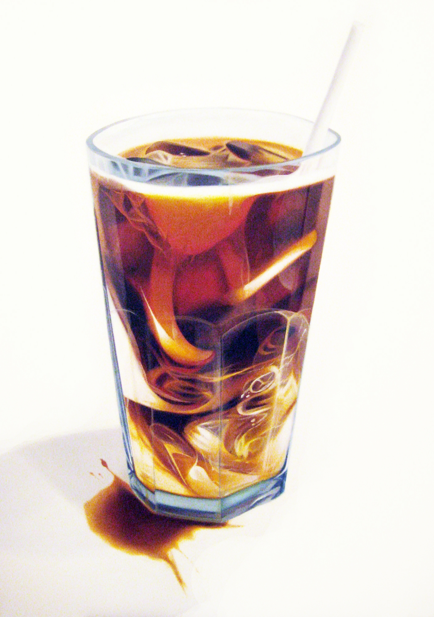 Ice Coffee  by Erin Rothstein