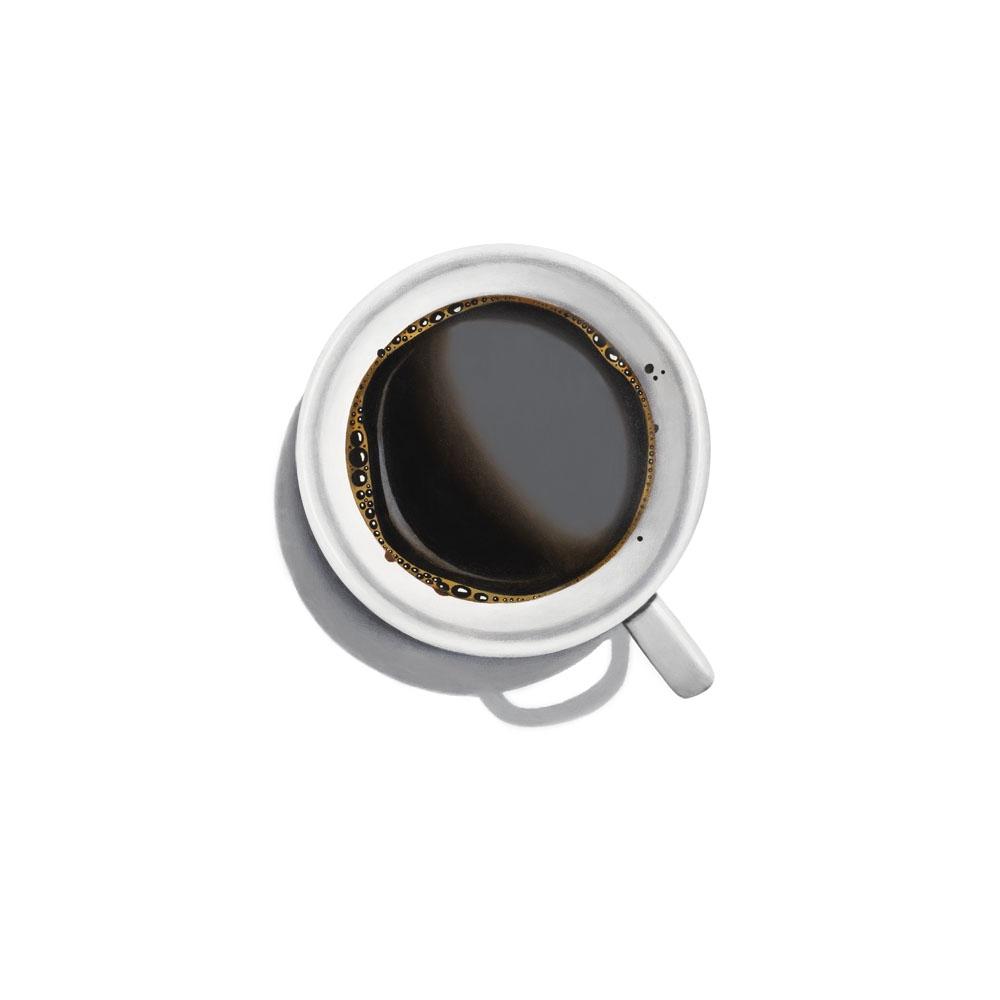 Coffee  by Erin Rothstein