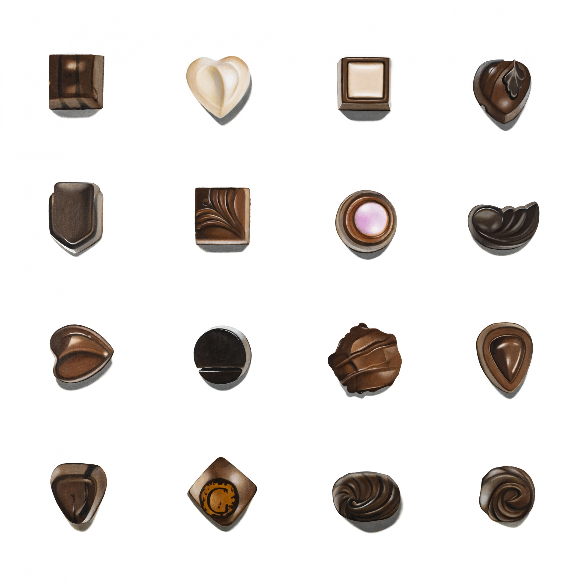Chocolates  by Erin Rothstein