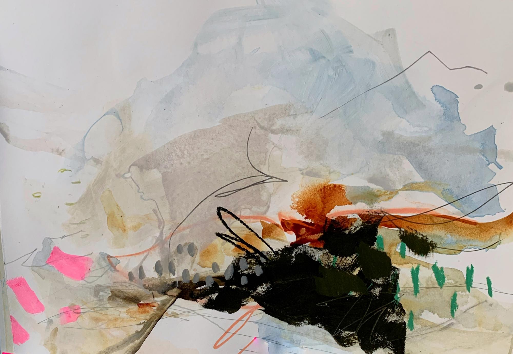 Wild Sun  by Andrea  Soos