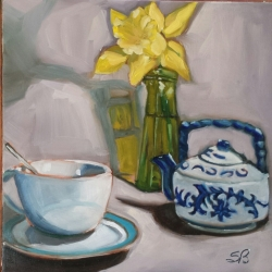 Sonja  Brown  - Daffodils 2