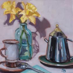Sonja  Brown  - Daffodils 3