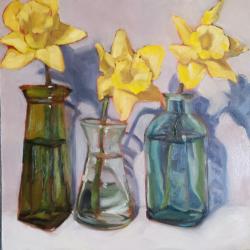 Sonja  Brown  - Daffodils 4