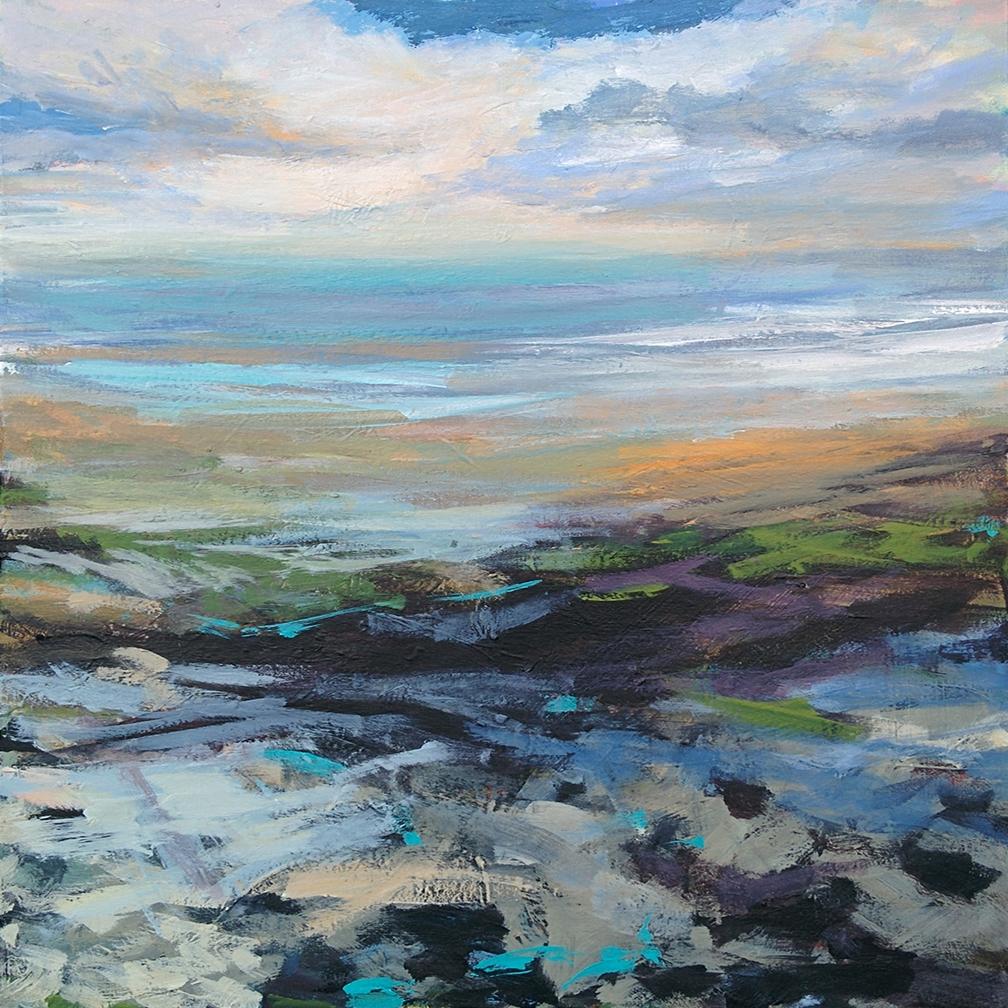Blue Sky  by Jennifer  Harwood