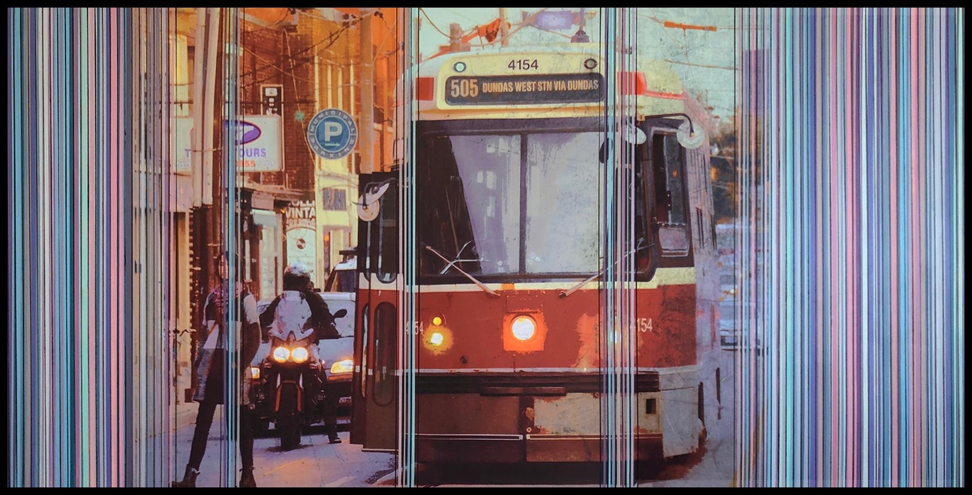My City 410 by Jamie MacRae