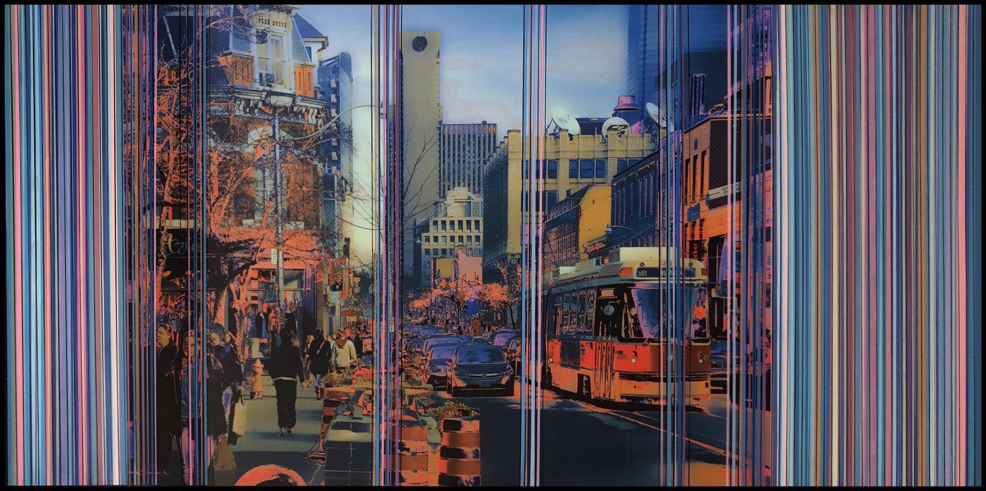My City 402 by Jamie MacRae