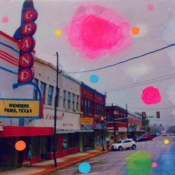 Helene Lacelle - The Grand- Paris, Texas