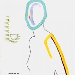 Christine Ross - Tufted 1