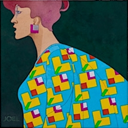 J. Joel - Felicity # 12 - Play Mate