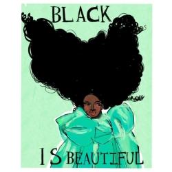 Annie  Naranian  - Black is Beautiful