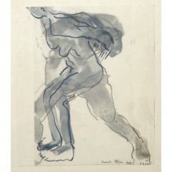 Hannah Alpha - Drawing Bleu 1012