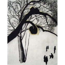 Yael Brotman - Golden Bough I