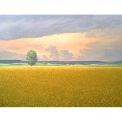 Richard Herman - Evening Storm
