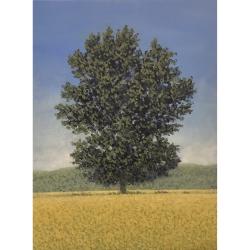 Richard Herman - Tree with Clear Blue Sky