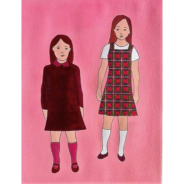 First Day of School III by Lori Doody