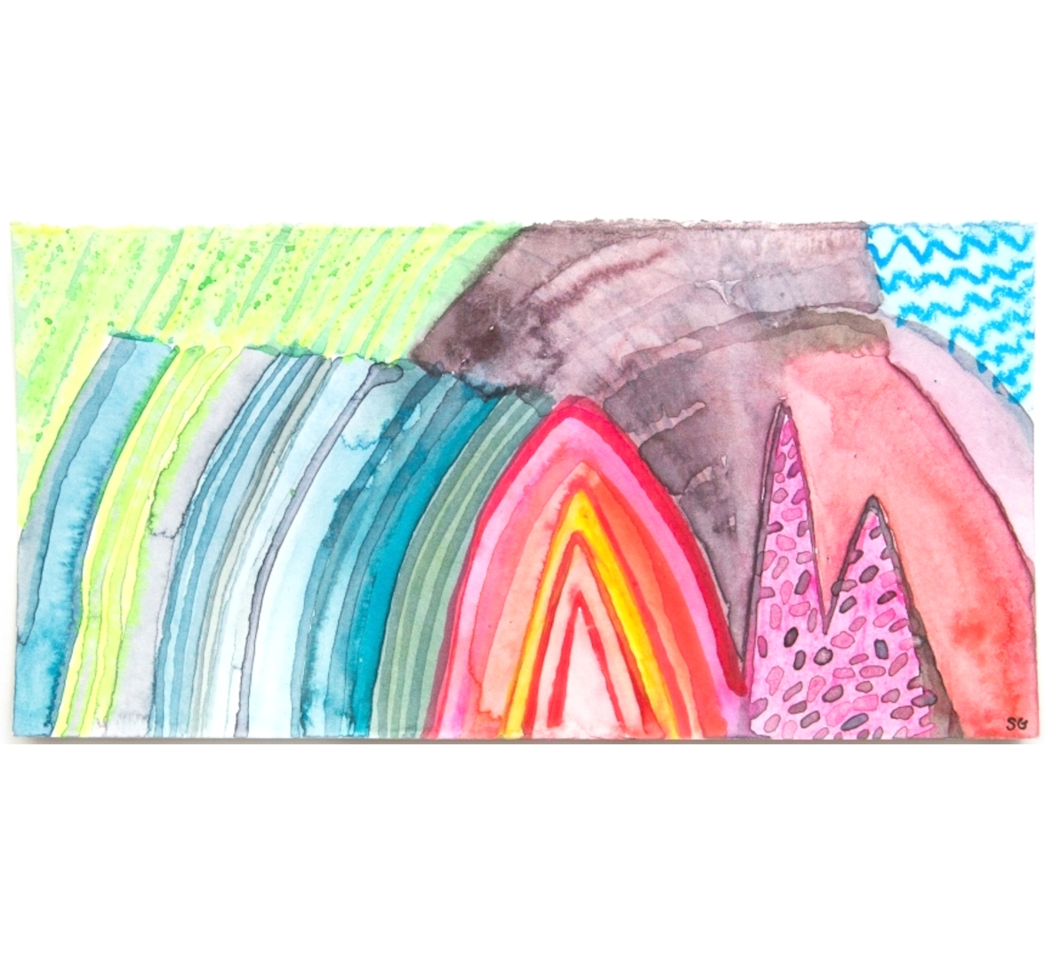 Textile Sample 8 by Sarah  Gibeault