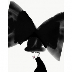 Annie  Naranian  - The One with the Black Bow