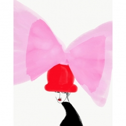 Annie  Naranian  - The One with the Pink Bow