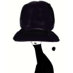 Annie  Naranian  - Chapeau Noir