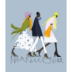 Annie  Naranian  - Nina Ricci 2021- Cold Walk